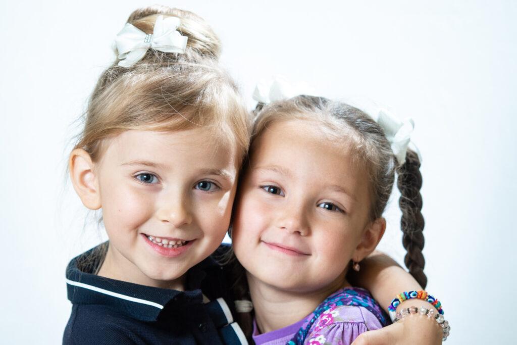 Портреты для выпускного альбома детский сад