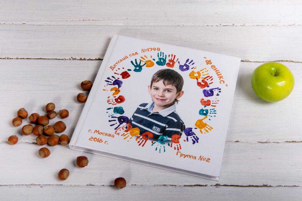 Выпускной альбом стандартный maxibook